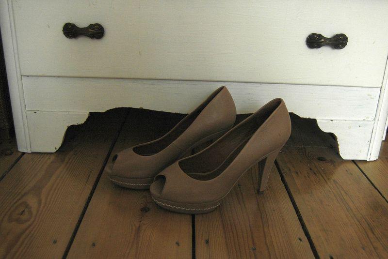Damn shoes