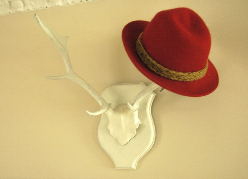 Antlers+hat